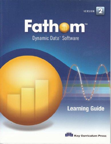 Fathom Dynamic Data Software: Learning GD