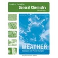 9781559537025: Living By Chemistry: Weather: Preliminary Edition, Student Guide