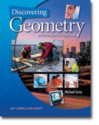 9781559538824: Discovering Geometry: An Investigative Approach