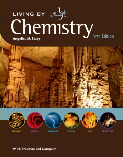Living By Chemistry: Angelica M. Stacy