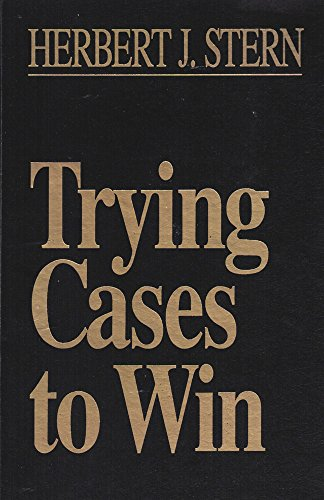 9781559571555: Trying cases to win