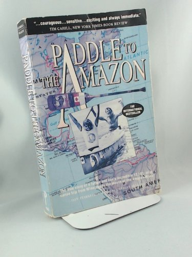 Paddle to the Amazon 9781559580243 Paperback: 320 pages Publisher: Prima Lifestyles Language: English ISBN-10: 1559580240 ISBN-13: 978-1559580243 Product Dimensions: 8.7 x 5.4 x 1 inches Shipping Weight: 15.2 ounces