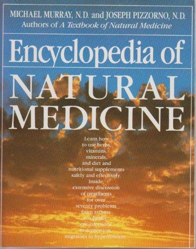 9781559580915: Encyclopedia of Natural Medicine