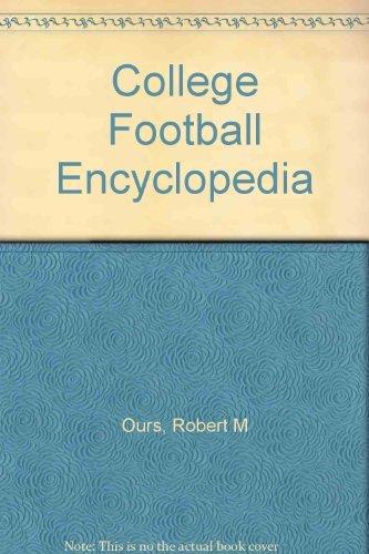 9781559582179: College Football Encyclopedia