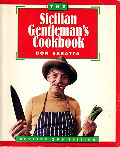 9781559582308: The Sicilian Gentleman's Cookbook, Revised 2nd Edition