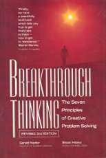 9781559584210: Breakthrough Thinking, Revised 2nd Edition: The Seven Priciples of Creative Problem Solving