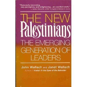 9781559584296: The New Palestinians: The Emerging Generation of Leaders