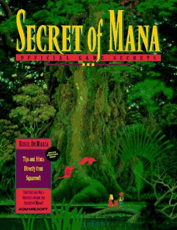 9781559584654: Secret of Mana Official Game Secrets (Secrets of the Games Series)
