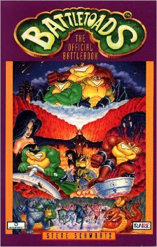 Battletoads: The Official Battlebook (Secrets of the games series): Schwartz, Steven A.