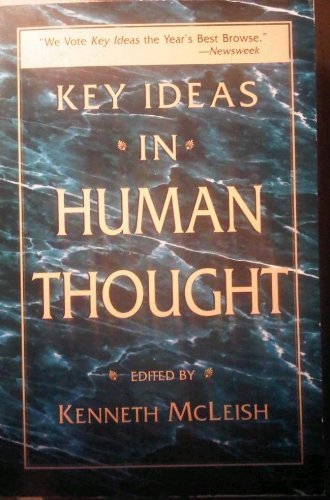 9781559586504: Key Ideas in Human Thought