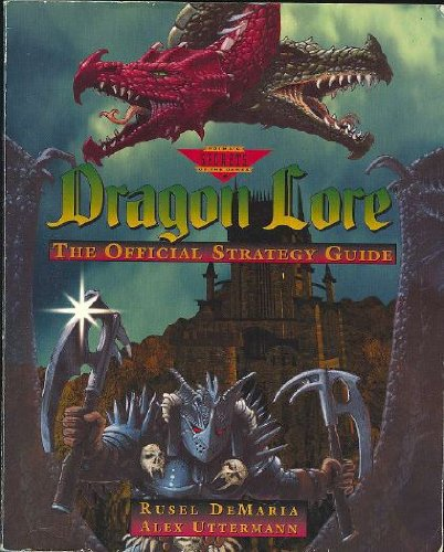 9781559586726: Dragon Lore: The Official Strategy Guide (Prima's Secrets of the Games)