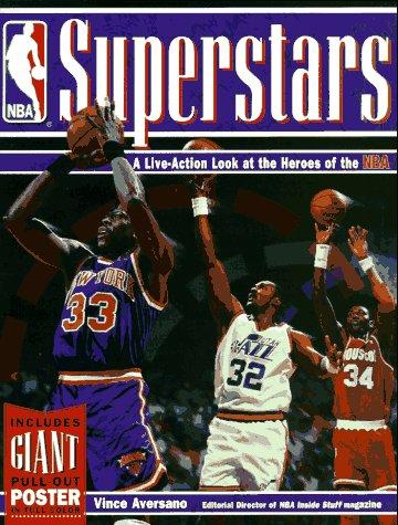 NBA Superstars : A Live Action Look: Vince Aversano