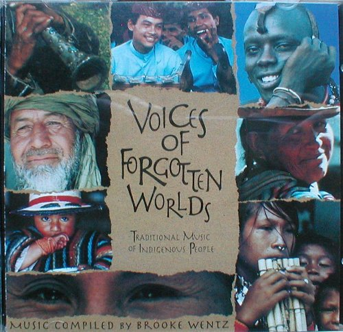 9781559612548: Voices of Forgotten Worlds