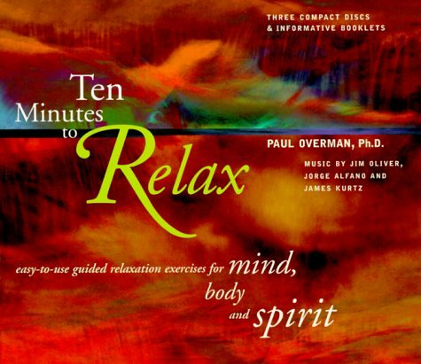 9781559615310: Ten Minutes to Relax