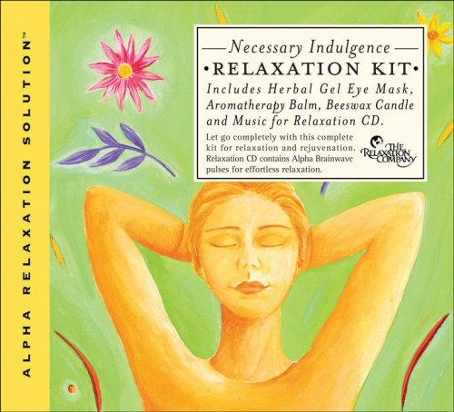 9781559618489: Necessary Indulgence Relaxation Kit