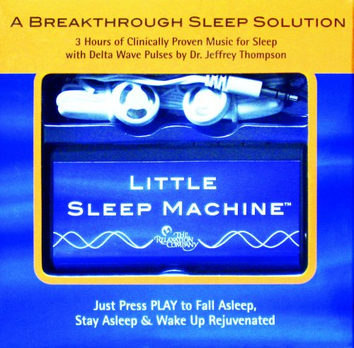 9781559618496: Little Sleep Machine: A Breakthrough Sleep Solution