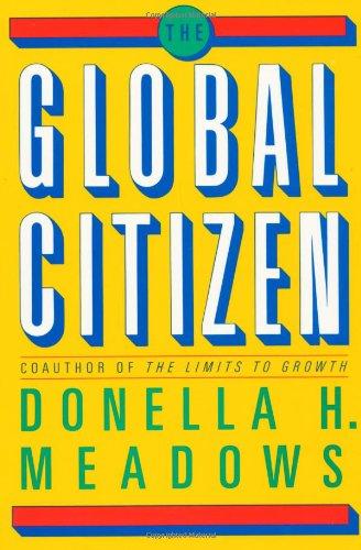 9781559630580: Global Citizens