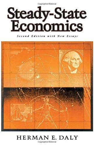 9781559630719: Steady-State Economics, 2nd Edition