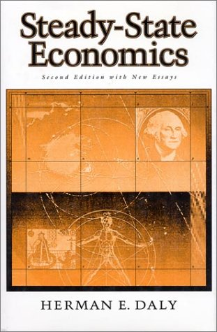 9781559630726: Steady-State Economics: Second Edition With New Essays