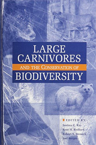 9781559630795: Large Carnivores and the Conservation of Biodiversity