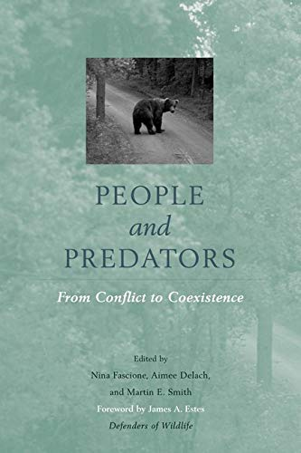9781559630832: People and Predators: From Conflict To Coexistence