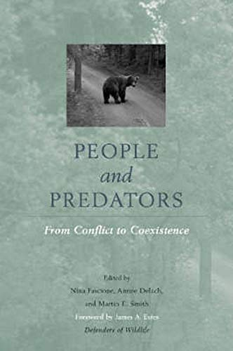 9781559630849: People and Predators: From Conflict To Coexistence