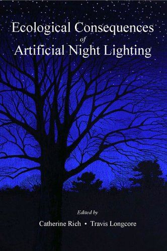 9781559631280: Ecological Consequences of Artificial Night Lighting