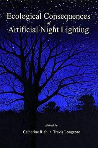 9781559631297: Ecological Consequences of Artificial Night Lighting