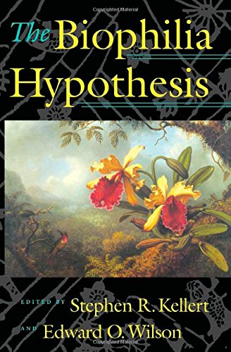 9781559631471: The Biophilia Hypothesis (A Shearwater Book)