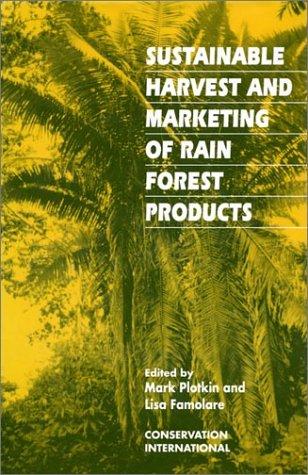 9781559631693: Sustainable Harvest & Mkt Rain