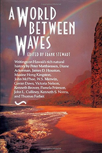 9781559632089: A World Between Waves (A Shearwater Book)