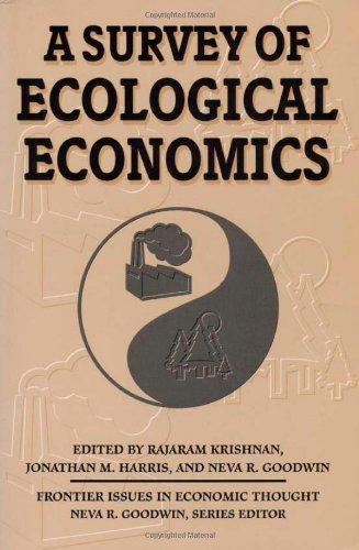 Survey of Ecological Economics: Neva R. Goodwin