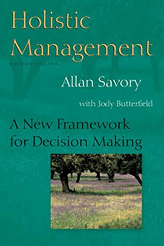 9781559634885: Holistic Management: A New Framework for Decision Making
