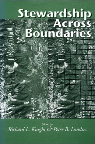 9781559635158: Stewardship Across Boundaries