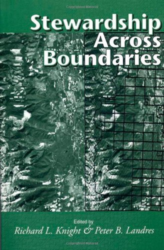 9781559635165: Stewardship Across Boundaries