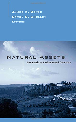 9781559635394: Natural Assets: Democratizing Ownership Of Nature