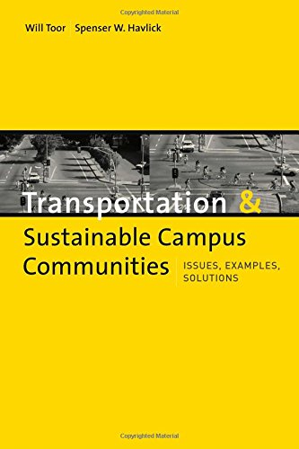 9781559636568: Transportation and Sustainable Campus Communities: Issues, Examples, Solutions