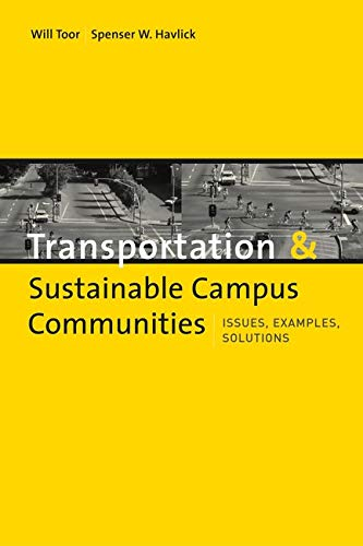 9781559639224: Transportation and Sustainable Campus Communities: Issues, Examples, Solutions