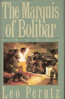 9781559700153: The Marquis of Bolibar