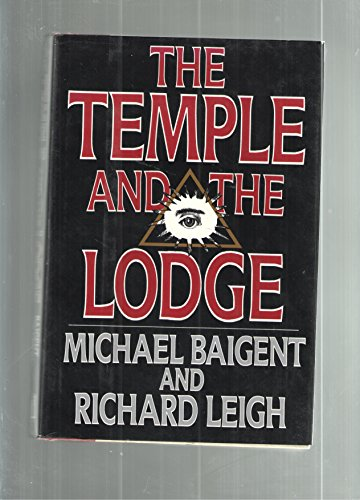 9781559700214: The Temple and the Lodge
