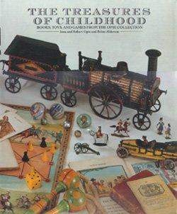 9781559700474: Treasures of Childhood: Books, Toys, and Games from the Opie Collection