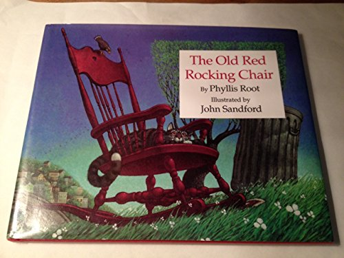 9781559700634: The Old Red Rocking Chair