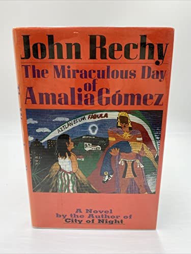 the miraculous day of amalia gomez essays Sep-1994 in the miraculous day of amalia gomez, amalia gomez thinks she sees a large silver cross in the sky a miraculous sign, perhaps, but one the down-to-earth amalia does not trust.