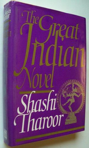 The Great Indian Novel: Tharoor, Shashi