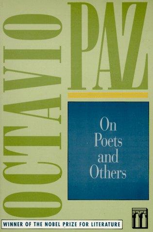 On Poets and Others: Paz, Octavio