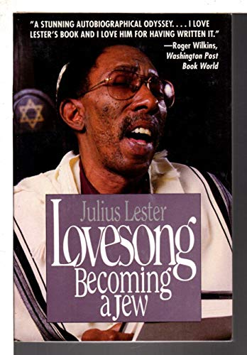 9781559701754: Lovesong: Becoming a Jew