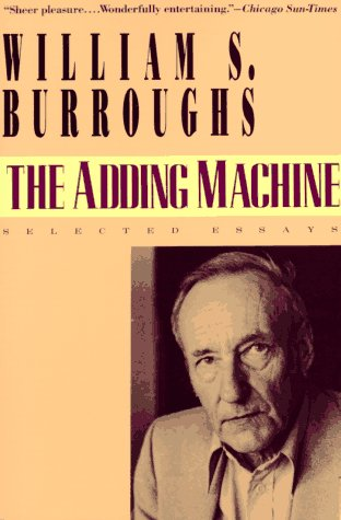 9781559702102: The Adding Machine: Selected Essays