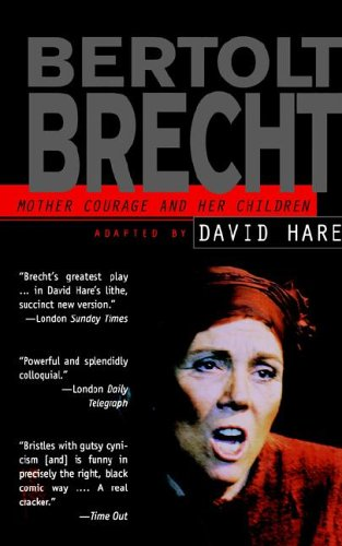 9781559703611: Mother Courage and Her Children: Adapted by David Hare