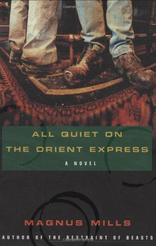 9781559704953: All Quiet On The Orient Express