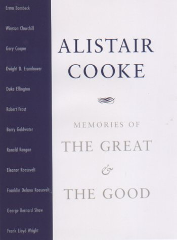 9781559705455: Memories of the Great and the Good